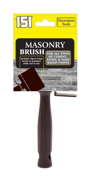 151 Products Masonry Brush