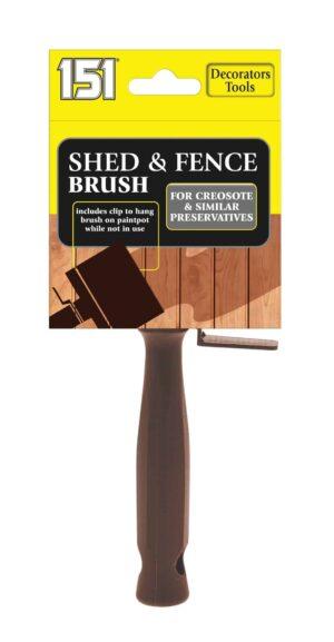 Shed & Fence Brush