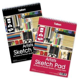 A4 Sketch Pad-40 Sheet