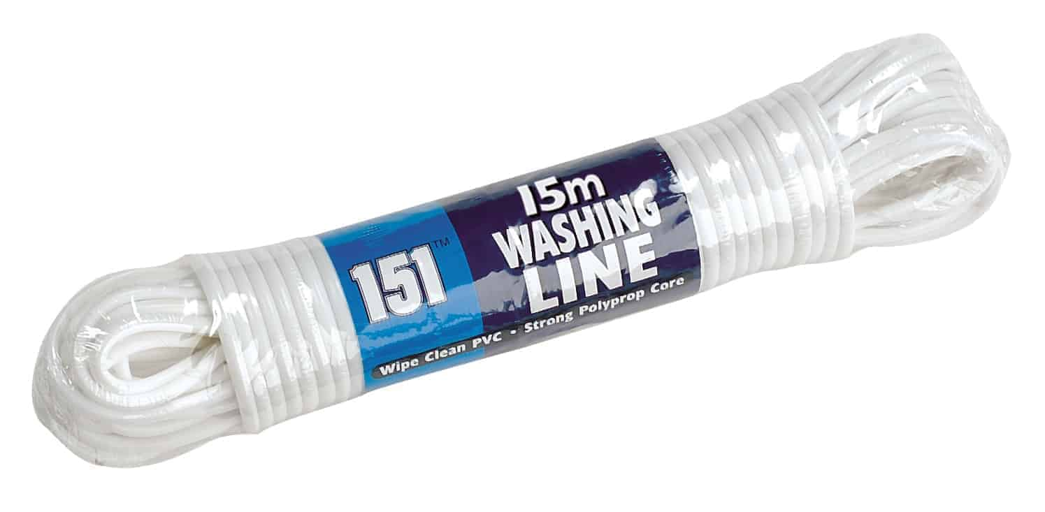 151 Products 15m Washing Line