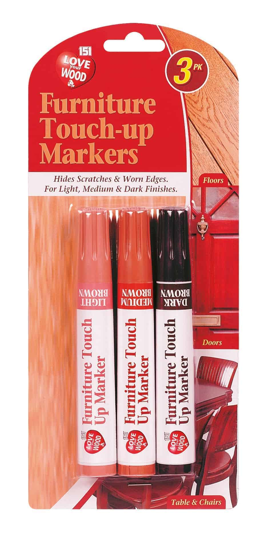 151 Products Furniture Touch-Up Pens