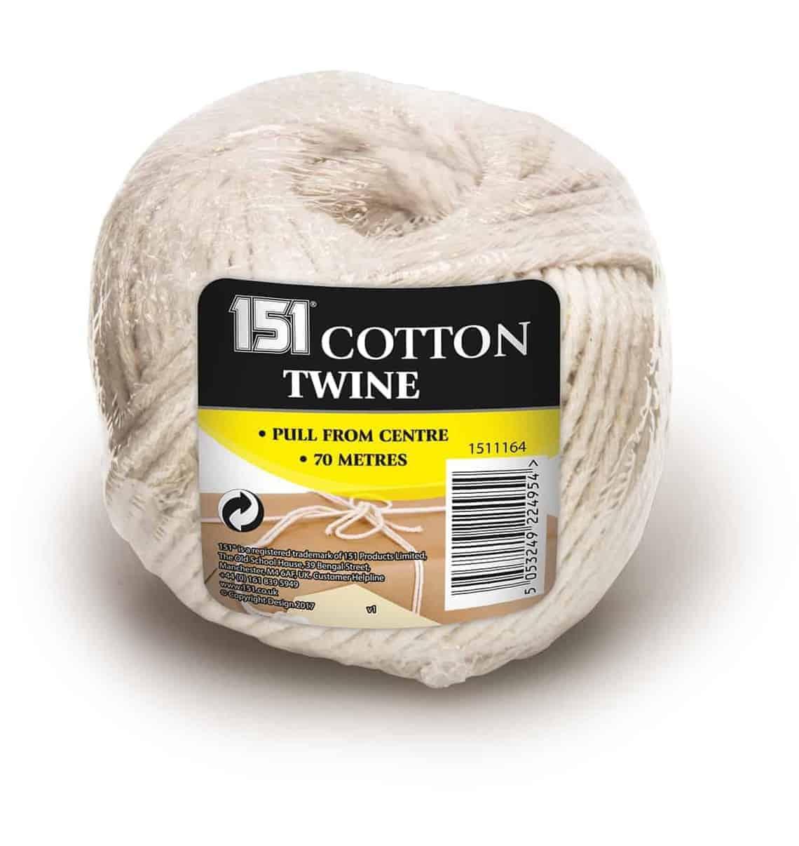 Cotton Twine 1Pk 70 Metres