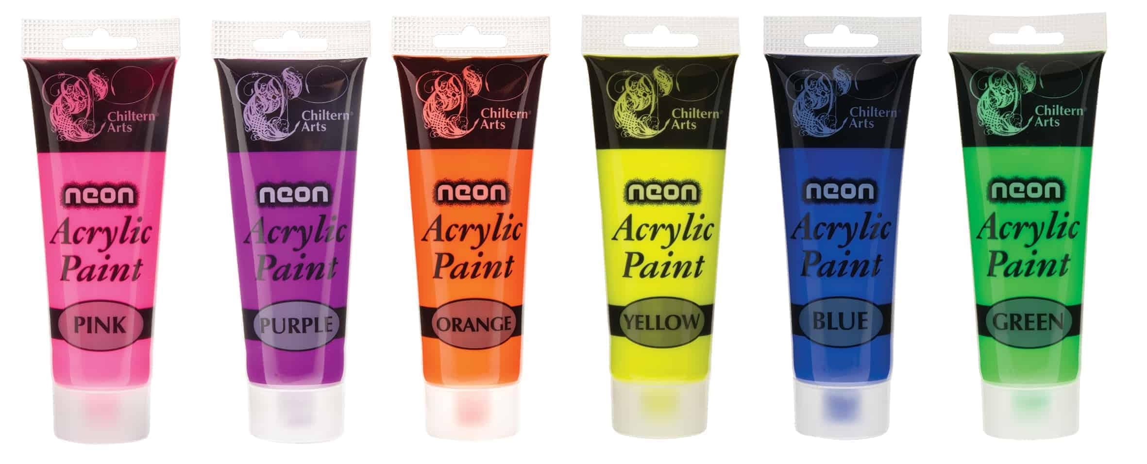 Acrylic Tube Neon 120Ml