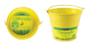 Chatsworth Citronella Metal Bucket