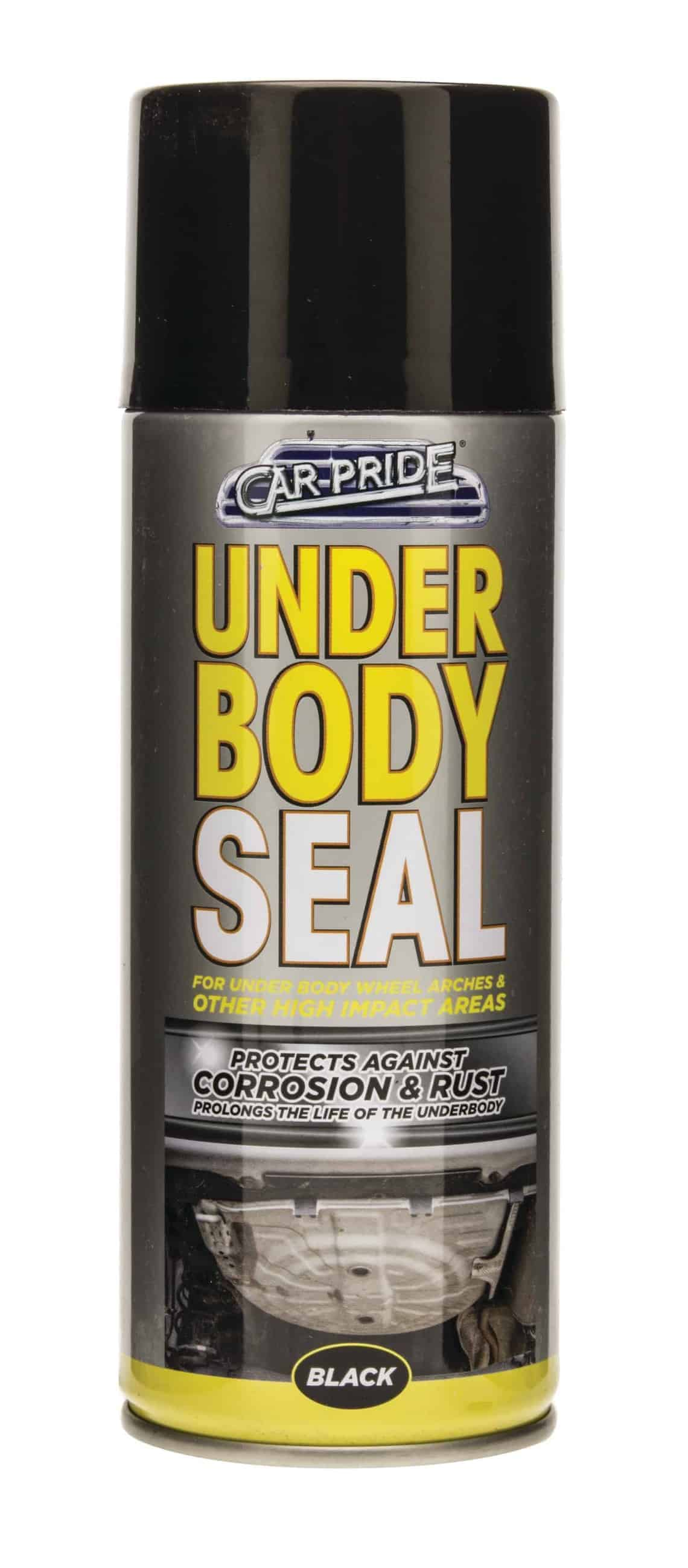 Car Pride Underbody Seal-Black-400Ml
