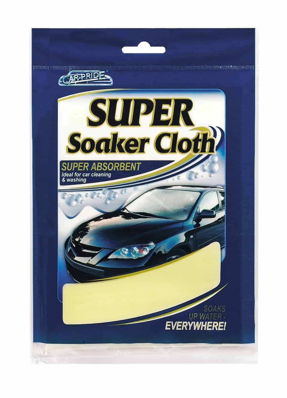 Car Pride Cloth Super Soaker