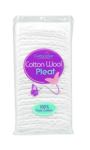 Cotton Tree Cotton Wool Pleats-125G