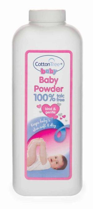 Cotton Tree Baby Powder