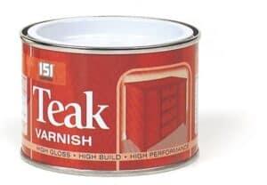 151 Products Teak Varnish