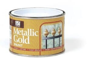 151 Products Metallic Gold Paint
