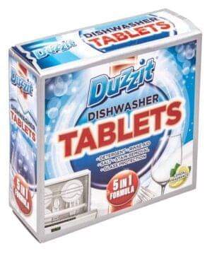 Duzzit Dishwasher Tablets - 12Pk