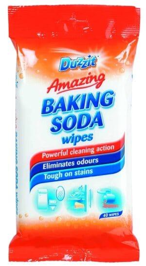 Duzzit Amazing Baking Soda Wipes