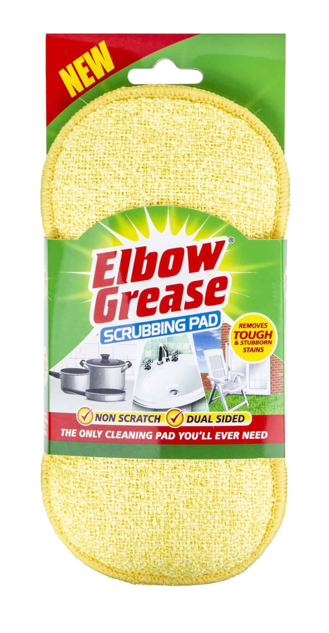 Elbow Grease Scrubbing Pad