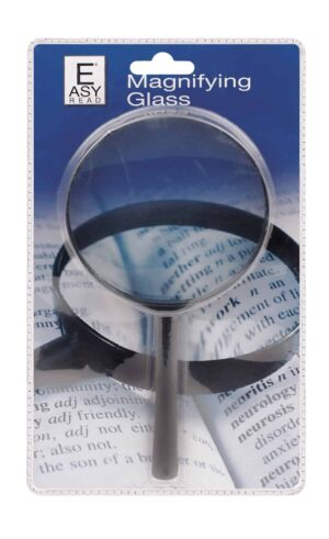 Easy Read Magnifying Glass-Gt