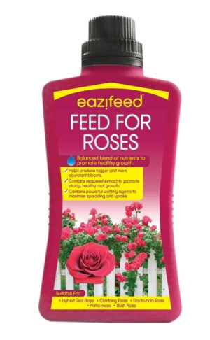 EaziFeed Feed For Roses