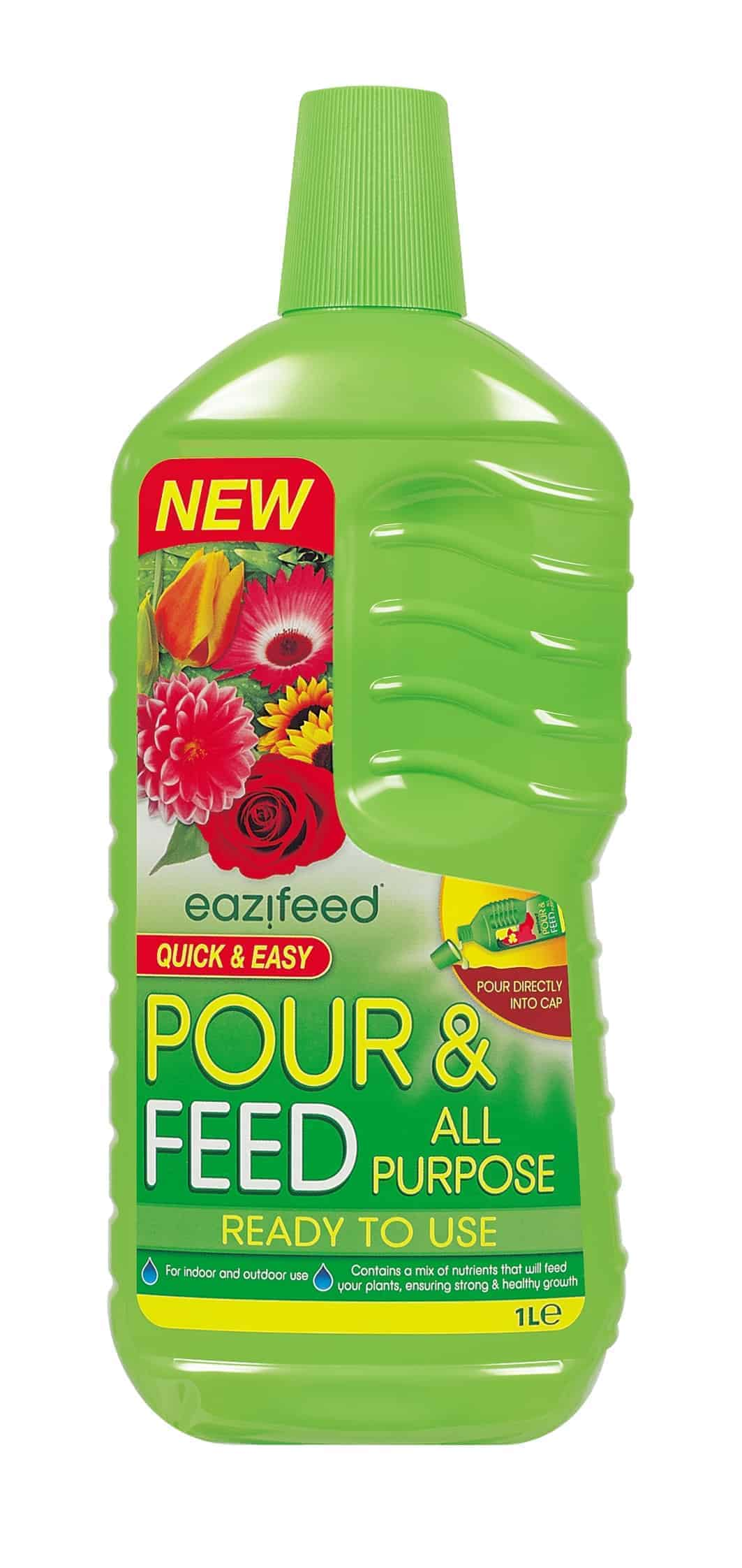 EaziFeed 1ltr Multipurpose Pour and Feed