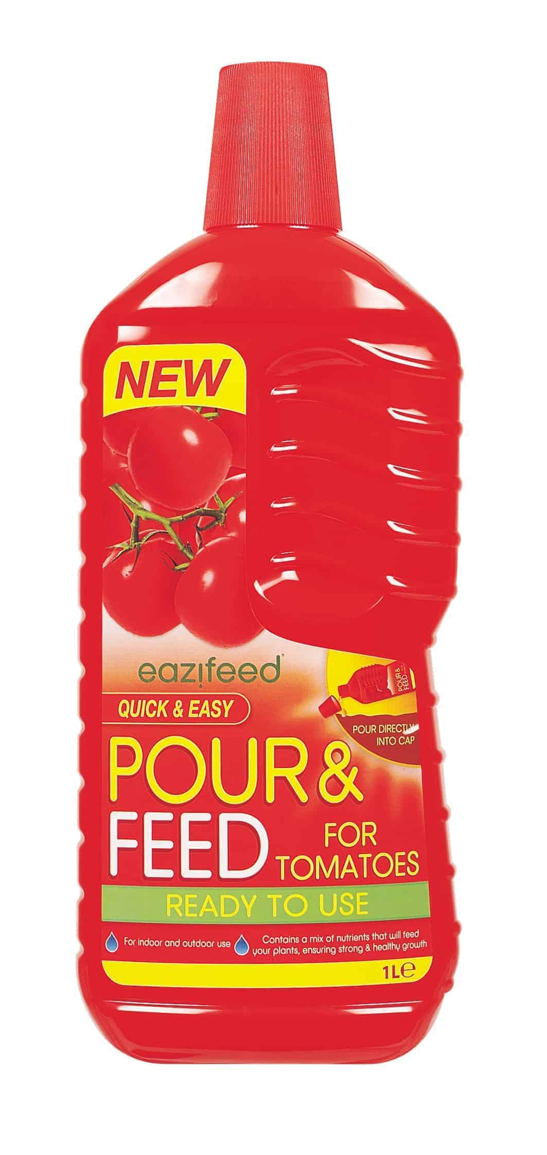 EaziFeed 1ltr Tomato Pour and Feed