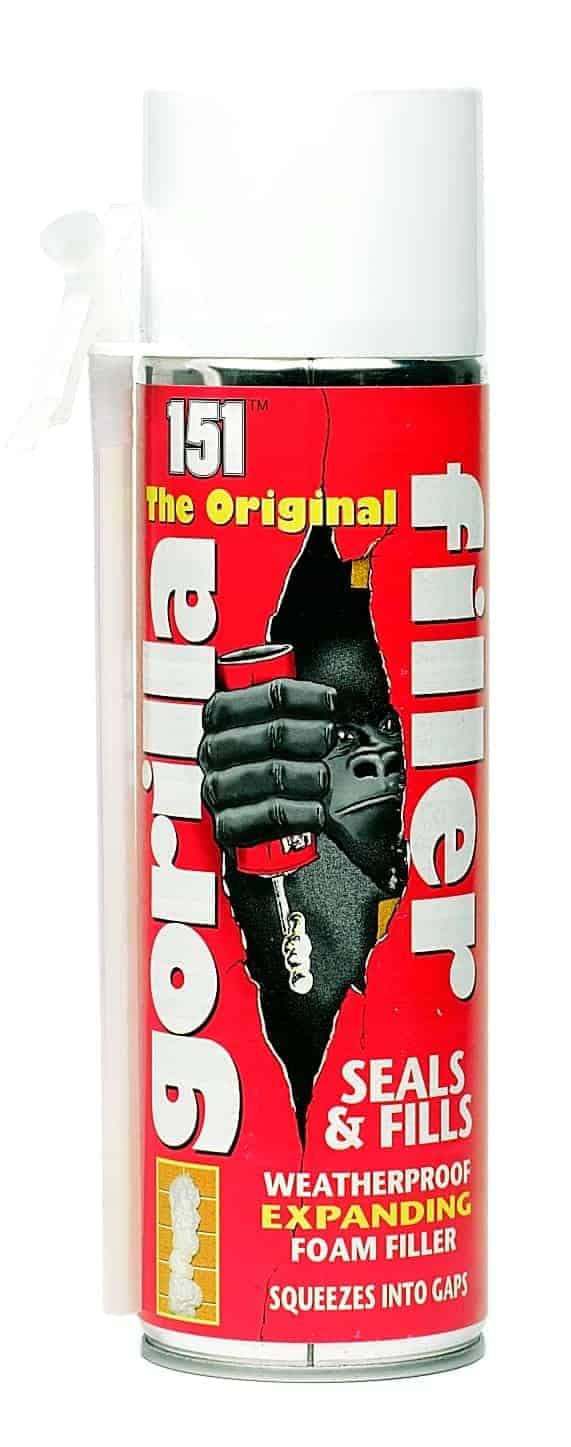 151 The Original Gorilla Filler 500ml Expanding Foam