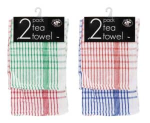 Globe Mill 2pk Tea Towels