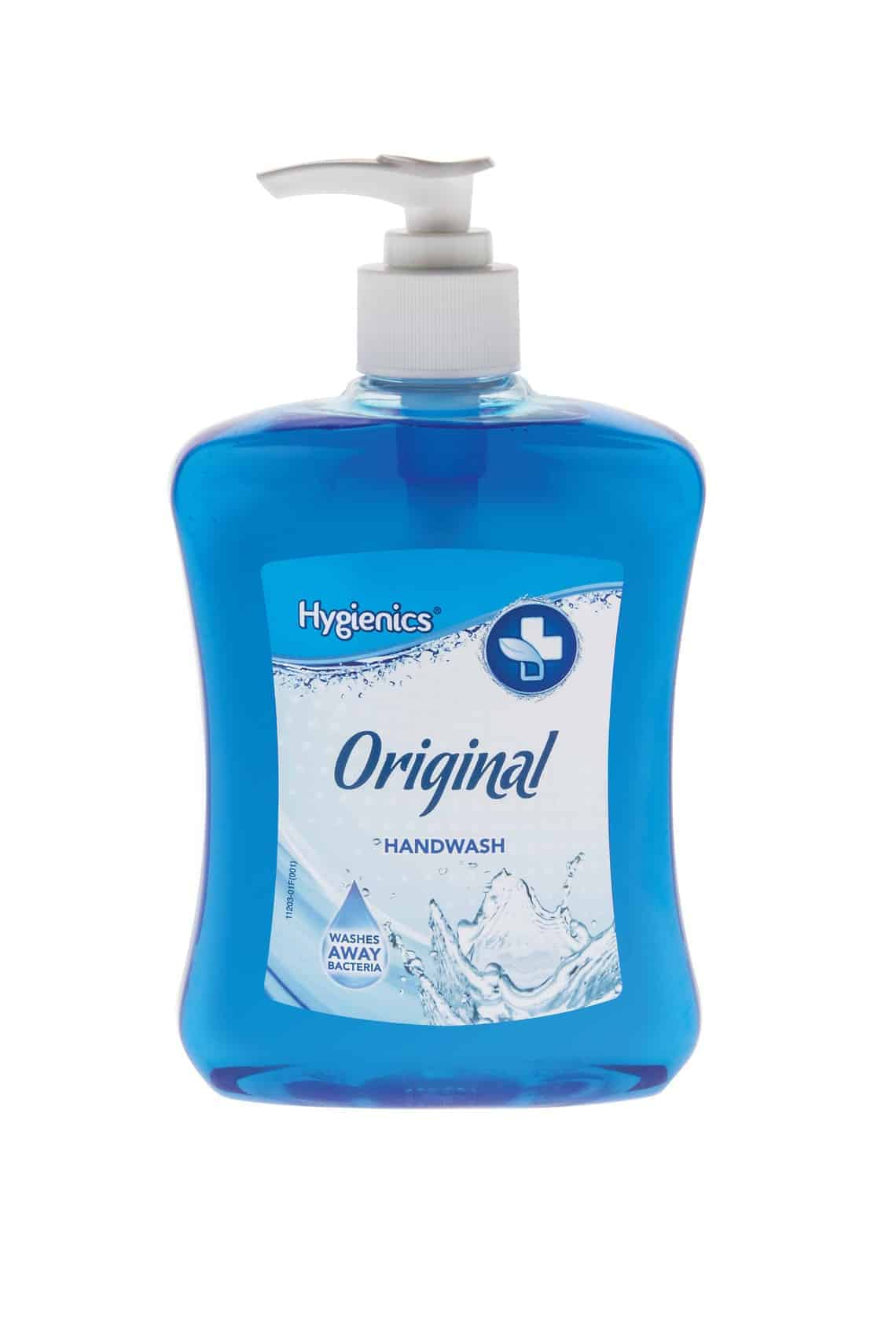 Hygienics Handwash Original-500Ml