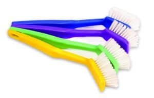 Duzzit 4pk Dish Brushes
