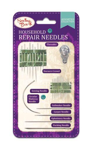 Sewing Box Sewing Needles