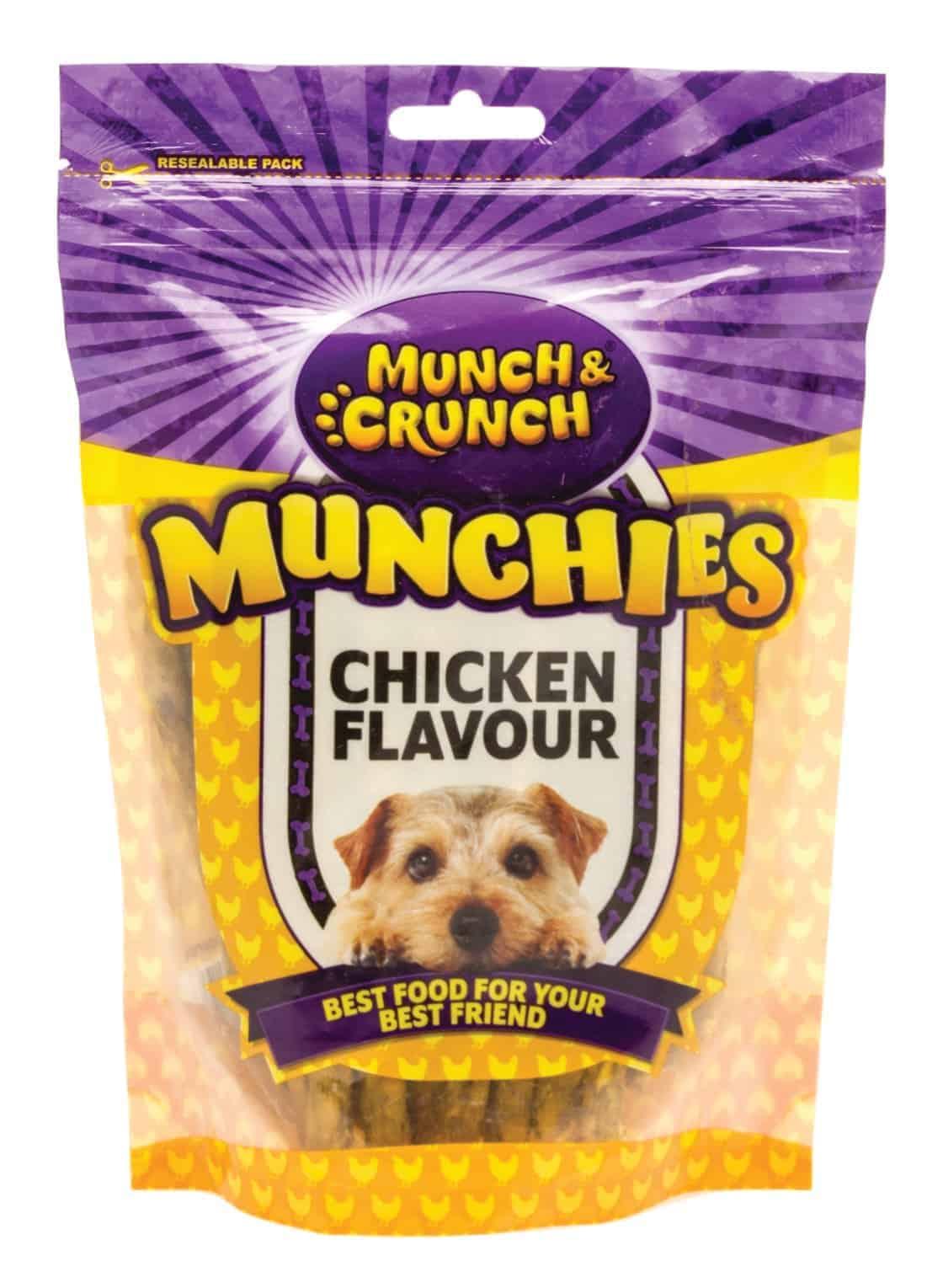 Munch Crunch Chicken Munchies