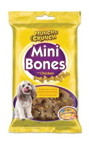 Munch Crunch Assorted Mini Bones