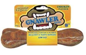 """Munch Crunch 8"""" Chicken Gnawler Bone"""