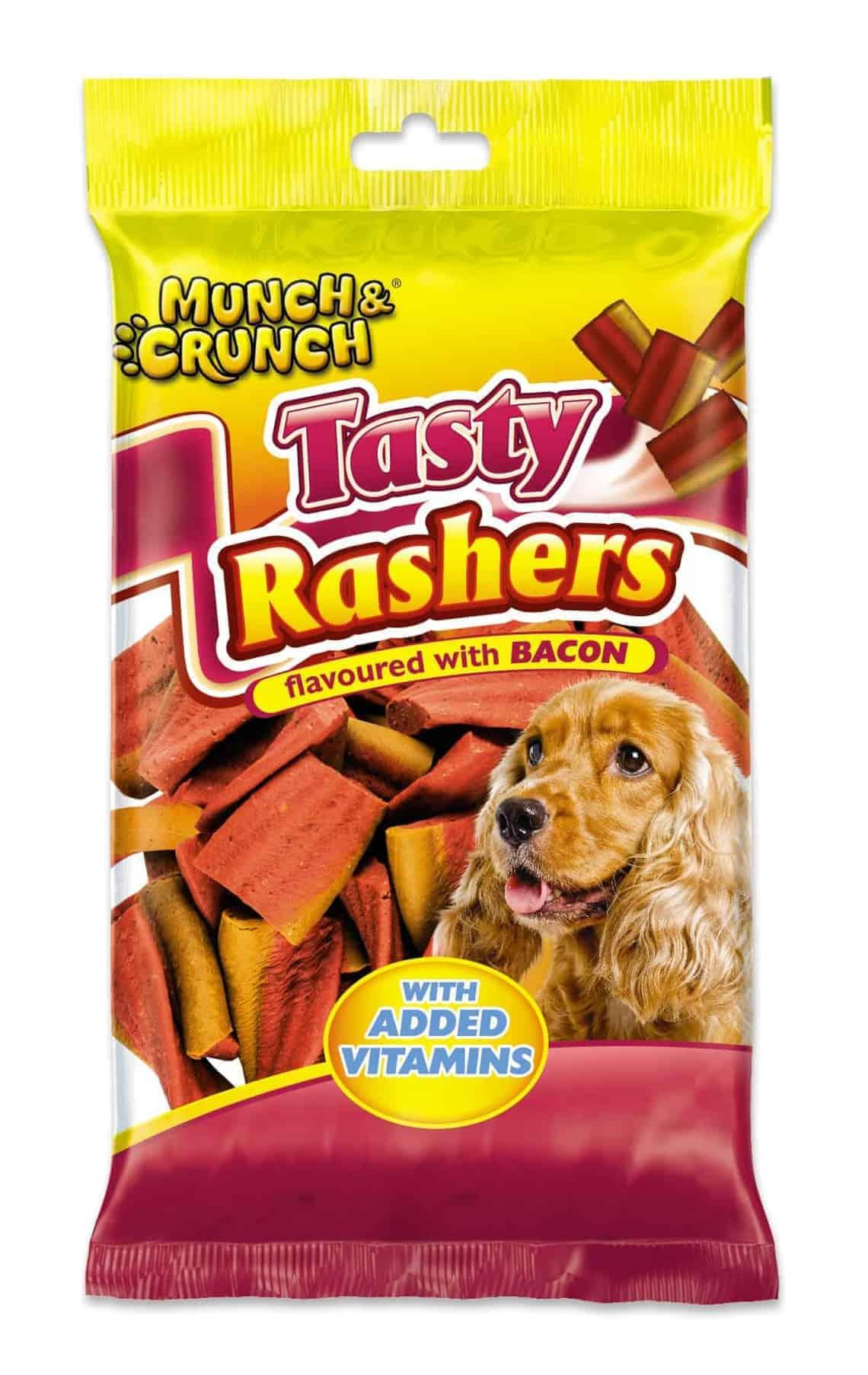 Munch Crunch Tasty Rashers
