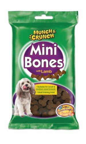 Munch Crunch Mini Lamb Bones