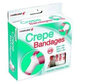 Master Plast Bandages - Crepe 3Pk