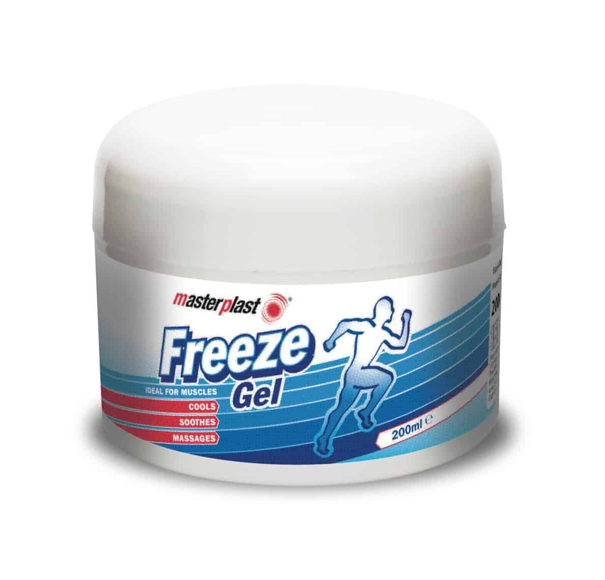 Master Plast Freeze Gel Tub 200 Ml