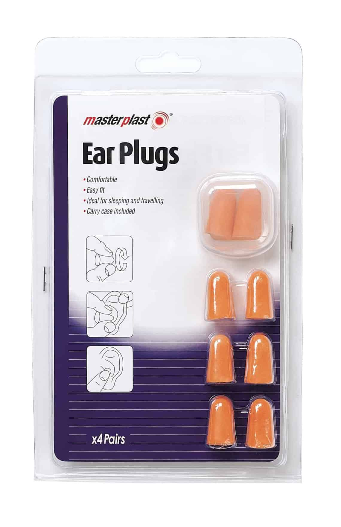 Master Plast Ear Plugs