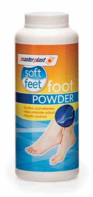 Master Plast Foot Powder