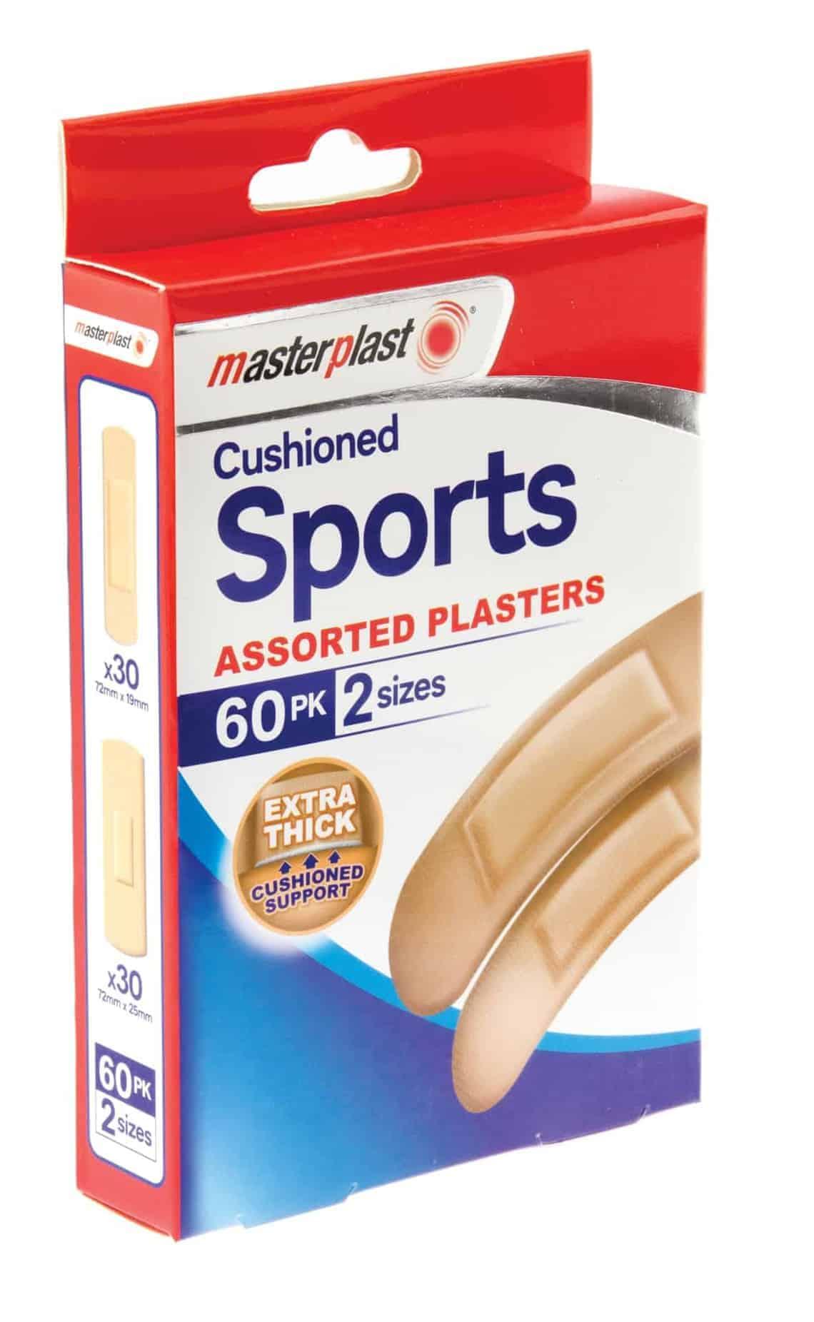 Master Plast 60 Sports Plasters