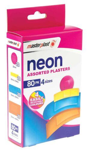 Master Plast 80 Neon Plasters