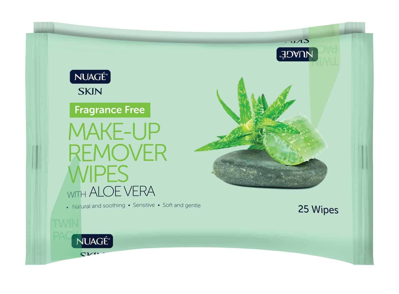 Make Up Remover Wipes 2X25Pk