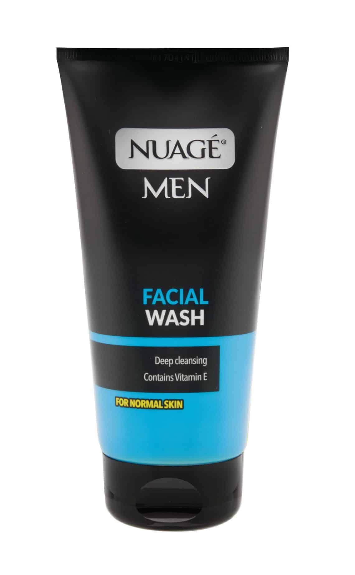 Nuage Men Facial Wash 150Ml