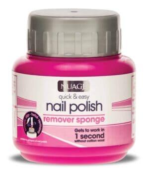 Nail Polish Remover Sponge