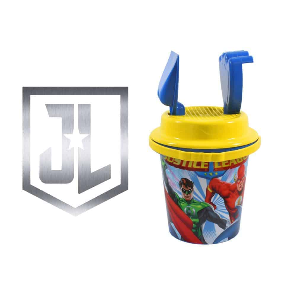 """Small Bucket Set """"Justice League"""""""