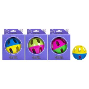 Double Action Pet Play Ball