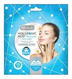 Chamomile Hyaluronic Acid & Hydrating Face Mask