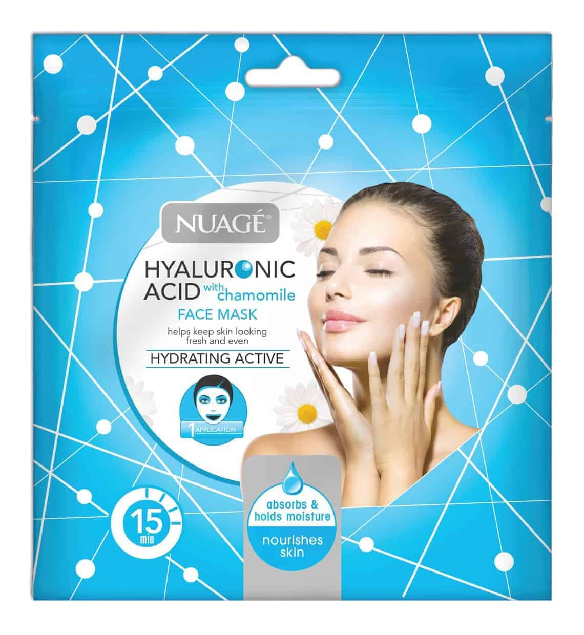 Chamomile Hyaluronic Acid & Hydrating Face Mask