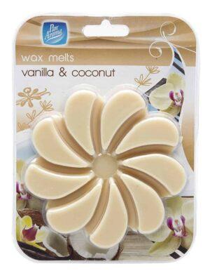 Pan Aroma Vanilla And Coconut Wax Melts