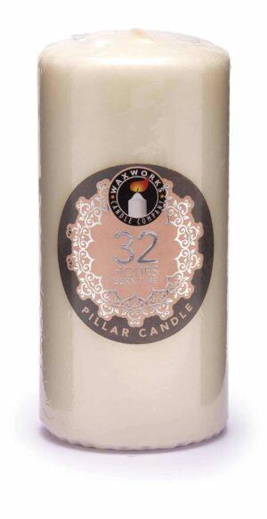 Pan Aroma  Pillar Candle-32Hr