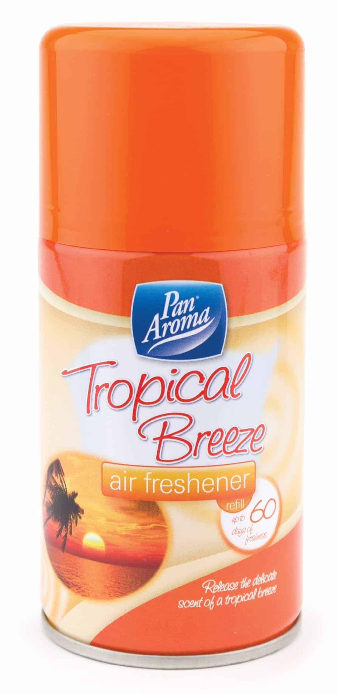 Pan Aroma  A/F Refill-250Ml Trop Breeze