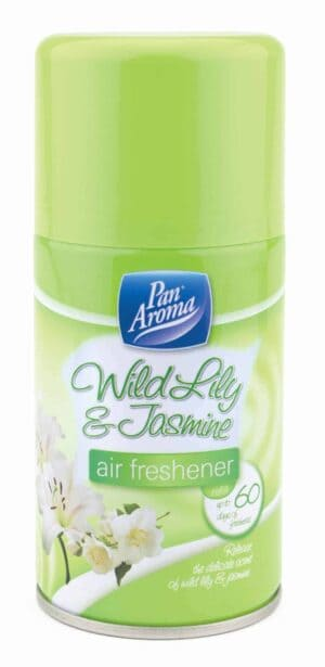 Pan Aroma Wild Lily Air Freshener 250ML Refill