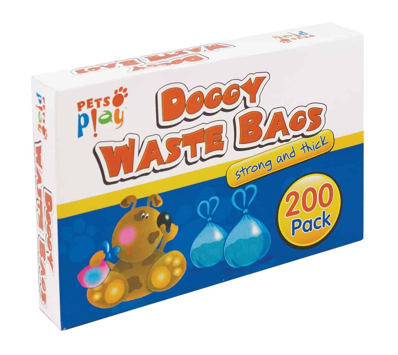 Pets At Play Doggy Waste Bags-200Pc