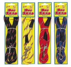 Pets At Play Nylon Dog Lead